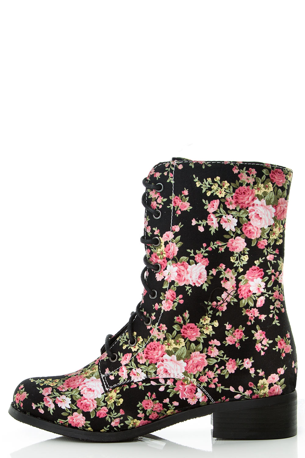 ELLIMAX.COM :: PRODUCTS :: Shoes :: Boots :: Mid-Calf :: Floral ...